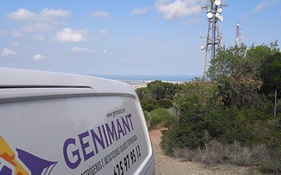 Mantenimiento de grupos electrógenos en antenas de Radio FM
